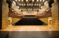 Omagh Strule Arts Centre Inside