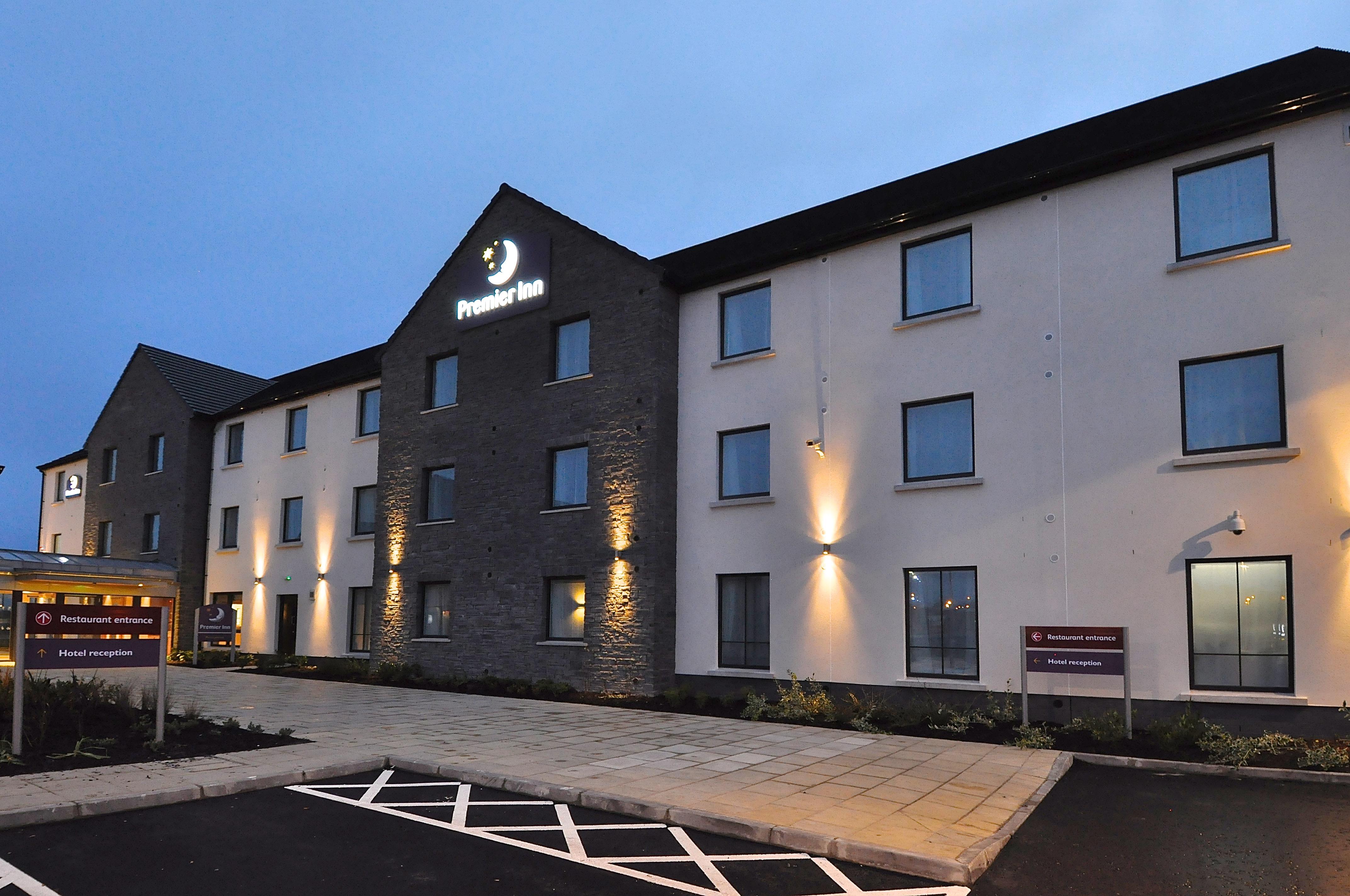 Premier Inn Lisburn Jd Mcgeown Ltd