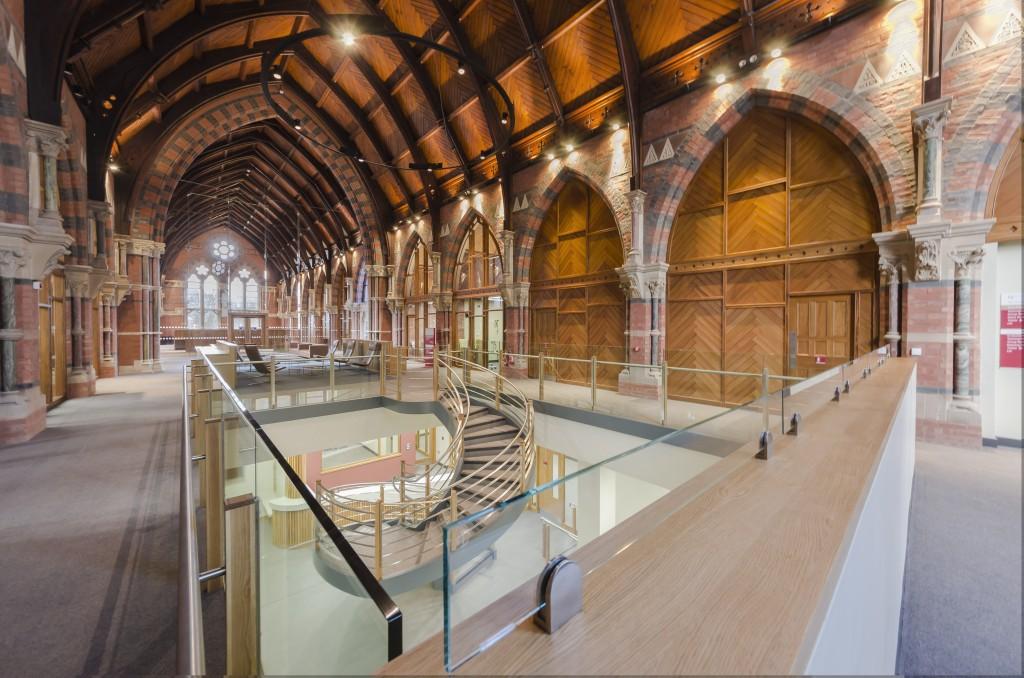 Qub Lynn Library Jd Mcgeown Ltd