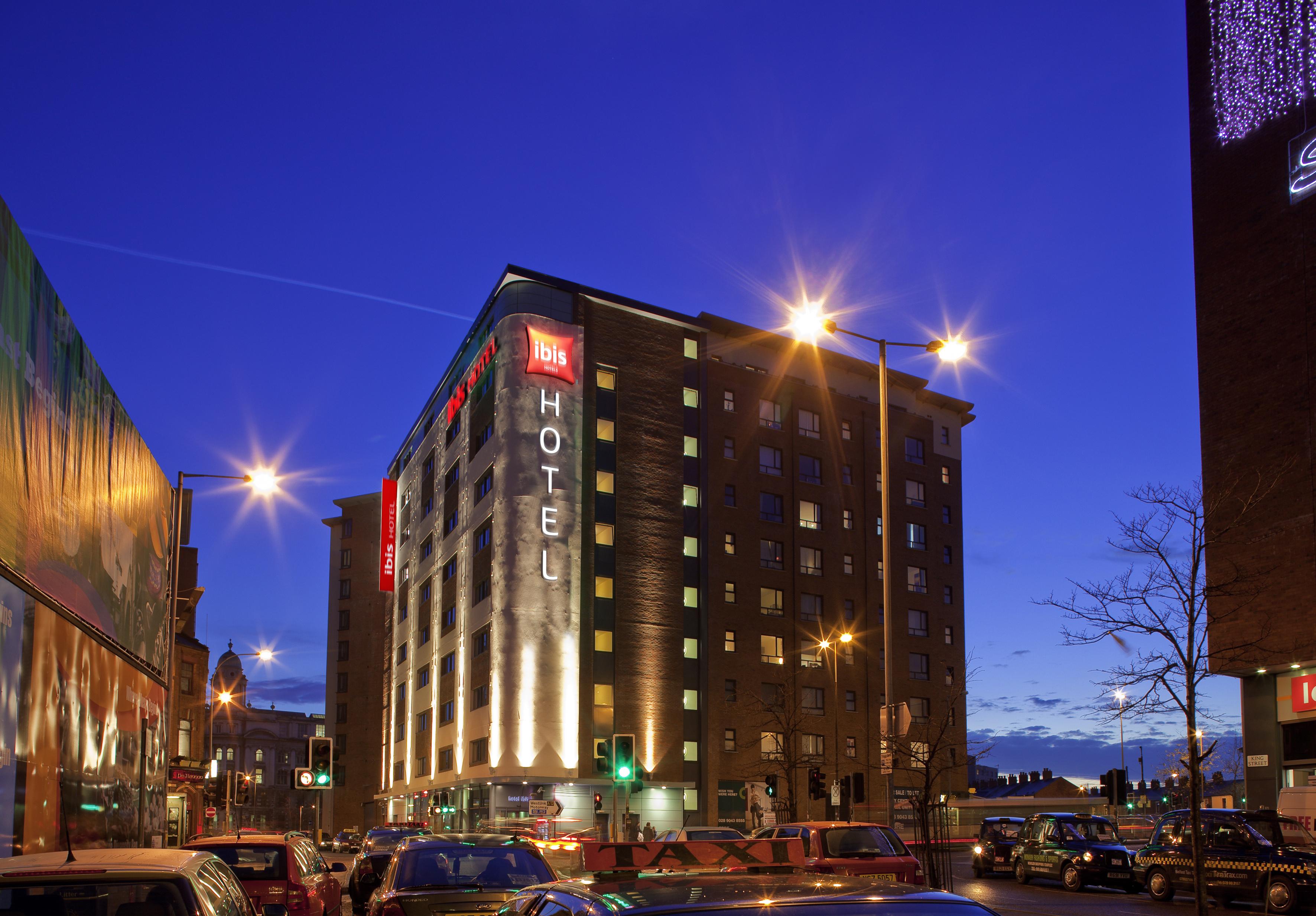 Hotel Ibis Belfast City Centre Belfast