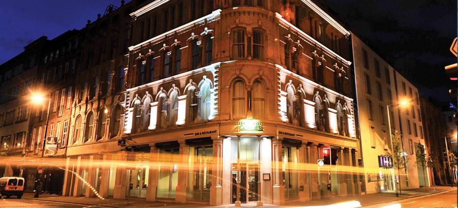 Four Corners Hotel