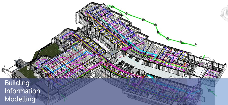 Building Information Modelling Diagram